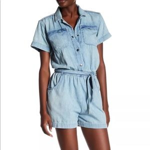 Current/Elliott The Easy Jumper Romper